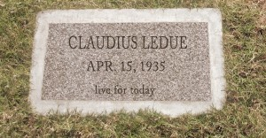Last Name Tombstones
