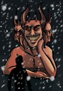devil shamen john